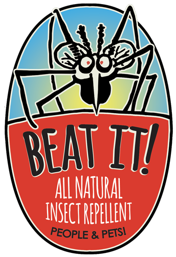 Beat It! All Natural Insect Repellent
